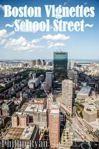 Libro BOSTON VIGNETTES: SCHOOL STREET