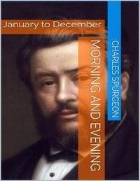 Libro MORNING AND EVENING: JANUARY TO DECEMBER