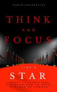 Libro THINK AND FOCUS LIKE A STAR