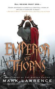Libro EMPEROR OF THORNS