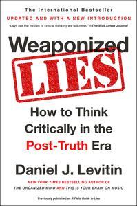 Libro WEAPONIZED LIES