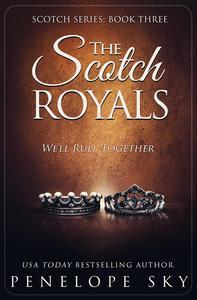 Libro THE SCOTCH ROYALS