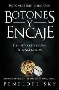 Libro BOTONES Y ENCAJE