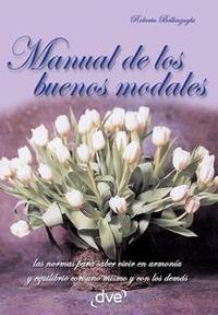 Libro MANUAL DE LOS BUENOS MODALES