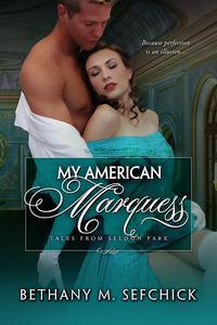 Libro MY AMERICAN MARQUESS