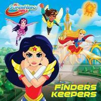 Libro FINDERS KEEPERS (DC SUPER HERO GIRLS)