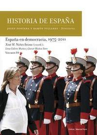 Libro ESPAÑA EN DEMOCRACIA, 1975-2011