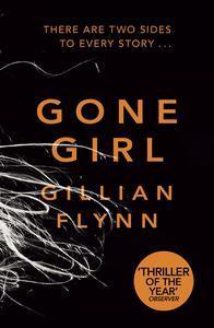 Libro GONE GIRL