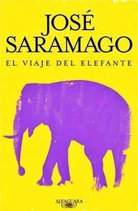 Libro EL VIAJE DEL ELEFANTE