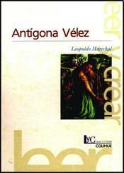 Libro Antigona velez