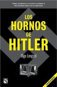 Libro LOS HORNOS DE HITLER