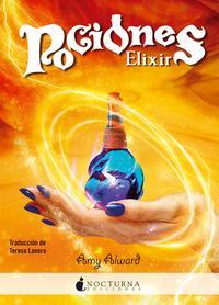 Libro Pociones: Elixir