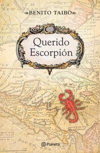 Libro Querido escorpión