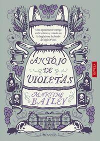 Libro Antojo de violetas