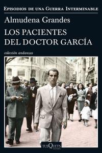 Libro LOS PACIENTES DEL DOCTOR GARCÍA