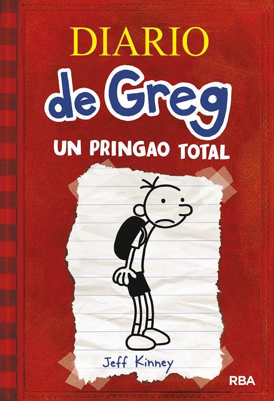 EL DIARIO DE GREG | JEFF KINNEY