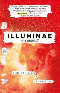 Libro ILLUMINAE. EXPEDIENTE_01