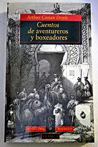 Libro Cuentos de aventureros y boxeadores