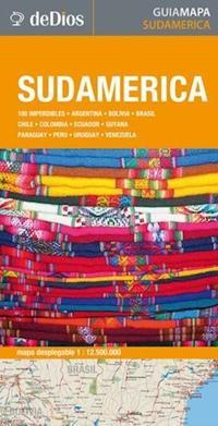 Libro GUIA MAPA DE SUDAMERICA