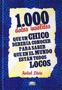 Libro 1000 COSAS INUTILES