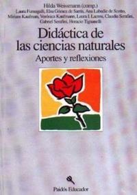 Libro DIDACTICA DE LAS CIENCIAS NATURALES