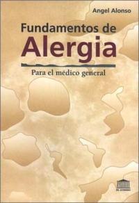 Libro FUNDAMENTOS DE ALERGIA PARA EL MEDICO GENERAL
