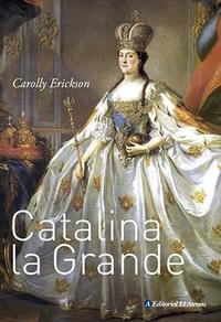 Libro CATALINA LA GRANDE