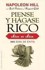 Libro PIENSE Y HAGASE RICO DIA A DIA