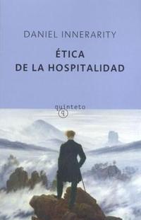 Libro ETICA DE LA HOSPITALIDAD