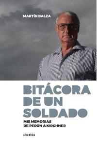 Libro BITACORA DE UN SOLDADO