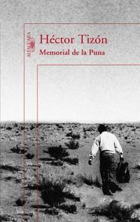 Libro MEMORIAL DE LA PUNA