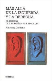 Libro MAS ALLA DE LA IZQUIERDA Y DERECHA