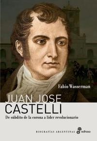 Libro JUAN JOSE CASTELLI.