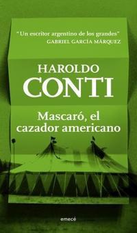 Libro MASCARO  EL CAZADOR AMERICANO