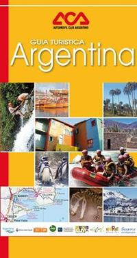 Libro GUIA TURISTICA ARGENTINA 2014