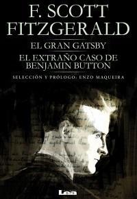 Libro EL GRAN GATSBY  EL EXTRAÑO CASO DE BENJAMIN BUTTON
