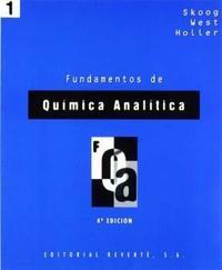 Libro 1. FUNDAMENTOS DE QUIMICA ANALITICA