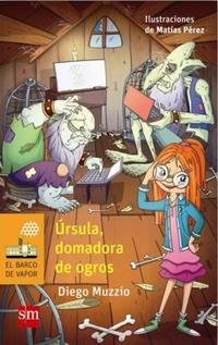 Libro URSULA  DOMADORA DE OGROS