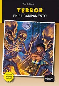 Libro TERROR EN EL CAMPAMENTO