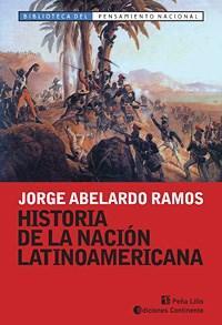Libro HISTORIA DE LA NACION LATINOAMERICANA
