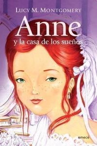 Libro ANNE Y LA CASA DE LOS SUEÑOS