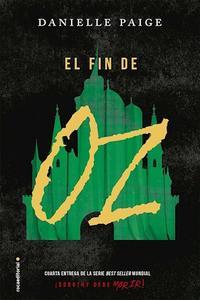Libro EL FIN DE OZ