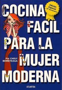 Libro COCINA FACIL PARA LA MUJER MODERNA