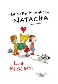 Libro NUESTRO PLANETA  NATACHA