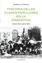 Libro 1. HISTORIA DE LAS CLASES POPULARES EN LA ARGENTINA