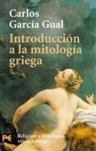 Libro INTRODUCCION A LA MITOLOGIA GRIEGA