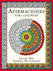Libro AFIRMACIONES PARA COLOREAR