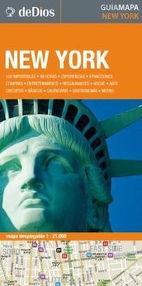 Libro NEW YORK  GUIA MAPA