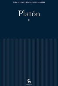 Libro 2. PLATON  DIALOGOS