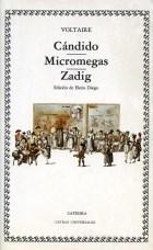 Libro CANDIDO / MICROMEGAS / ZADIG